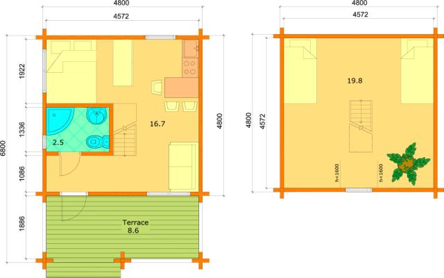 home1978-bungalows-casitas-fin-de-semana-casas-verano-madera-palmako-johanna-39.9m2-03-plano-planta-a